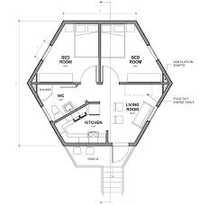 Treehouse Floor Plan Ranch House Plans Alder Creek 10 589 Associated Designs Free
