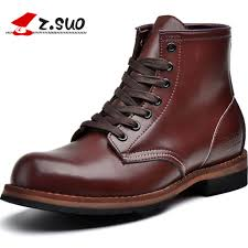 casual motorcycle boots zosuo2017 new men u0027s autumn and winter casual martin boots brand