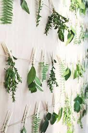 Wedding Backdrop Trends New Wedding Trend Greenery U2013 Pantone Colour Of The Year 2017