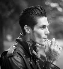 rockabilly rear view of men s haircuts 50s hairstyles for men rockabilly greaser hairstyle greasers