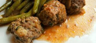 cuisiner des boulettes de viande haricots verts et boulettes de viande à la provençale recettes cookeo