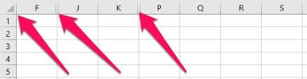 excel vba hide or unhide columns and rows 16 macro examples