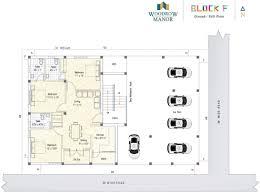 650 Sq Ft Floor Plan 2 Bedroom by 650 Sq Ft 2 Bhk 2t Apartment For Sale In Sekaran Realties Woodrow