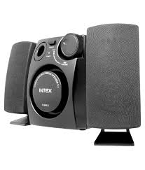 home theater system snapdeal buy intex it 881s 2 1 desktop speakers black online at best