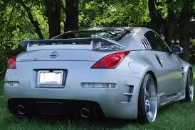 nissan 370z rear bumper need help identifying rear bumper w vents my350z com nissan