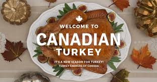 why do canada celebrate thanksgiving canadian turkey
