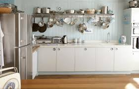 Ideas For A Small Kitchen Space Awesome Small Cottage Kitchen Design With Space Saving Storage