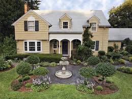 antique 3 front yard country landscaping ideas on landscaping