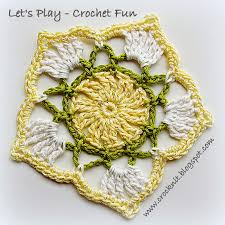 Crochet For Home Decor by Microcknit Creations Let U0027s Play Crochet Fun Free Pattern