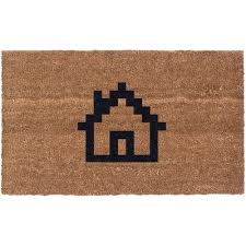 Bonjour Doormat Geo Crafts Nature Ciao Doormat U0026 Reviews Wayfair Ca