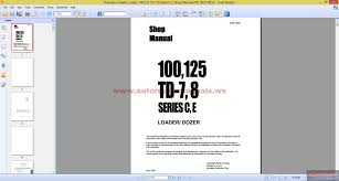 komatsu crawler loader shop manual auto repair manual forum