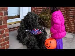 Ghillie Suit Halloween Costume Halloween Pranks Bush Monster