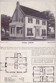 colonial revival house plans 1925 colonial revival classic home two story 1925 bowes co