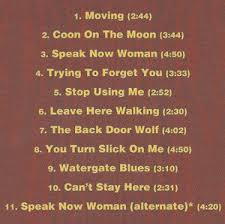 howlin wolf message to the 1971 the back door wolf