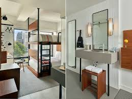 nyc u0027s newest micro hotel comes with a focus on good design curbed ny