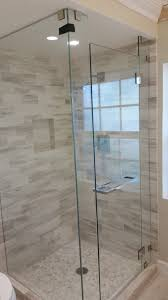 Diy Frameless Shower Doors Floor To Ceiling Frameless Shower