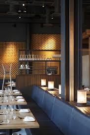 Korea Style Interior Design Luxe Restaurant Interior Featuring Bespoke Lighting From Tom Raffield