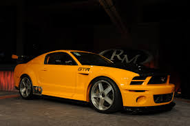 Mustang 2004 Gt 2004 Mustang Gt R Concept Auctioned Off For 110 000 Mustangs Daily