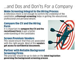 Fake Resumes That Work Sitting On A Fake Cv Time Bomb How India Inc Is Putting In Checks