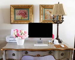 french inspired home decor my french inspired desk fresh flowers and home office decor must
