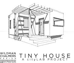 Tiny House Cartoon The Garfield Tiny House Emerges U003c Citylab