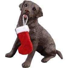 labrador retriever ornament chocolate lab at for