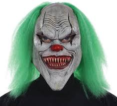scary mask clown masks clown masks