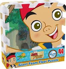 tappeto puzzle disney tappeto puzzle morbido pirati disney tutto per i bambini in
