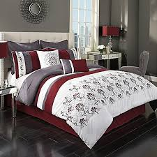 Purple Paisley Comforter Bed Linen Glamorous Cranberry Comforter Set Luxury Bed Linens