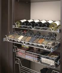 Slide Out Racks For Kitchen Cabinets Furniture Inspiring Kitchen Decoration Design With Cabinet Pull