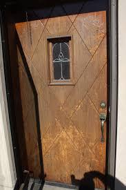 Refinish Exterior Door St Louis Restoration Front Door Refinishing