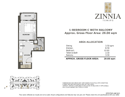 zinnia towers dmci homes live your life in full bloom