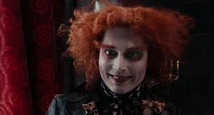 Halloween Mad Hatter Makeup by Alice In Wonderland Johnny Depp Goes Mad Hatter Youtube