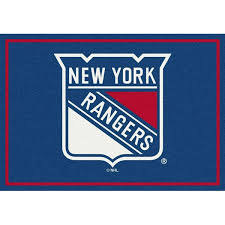 Nhl Area Rugs New York Rangers Area Rug Nhl Rangers Area Rugs