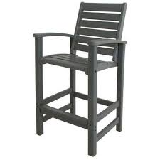Outdoor Bar Height Swivel Chairs Outdoor Bar Stools Outdoor Bar Furniture The Home Depot