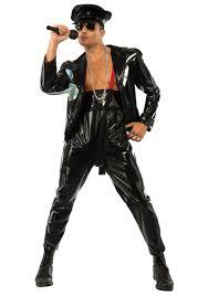Biker Halloween Costume Freddie Mercury Costume