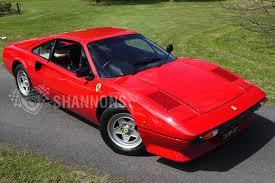 ferrari 308 gtbi coupe auctions lot 18 shannons