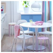Colorful Kitchen Table by Modern Ikea Tulip Table Homesfeed