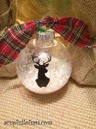 Reindeer Head Christmas Tree Decorations by 625 Best Christmas Reindeer Ornaments Images On Pinterest