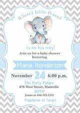 baby boy shower invites baby shower animals invitations ebay