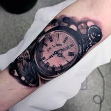 75 inner forearm tattoos for masculine design ideas
