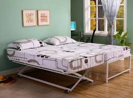 White Metal Daybed With Trundle Excellent White Metal Daybed Iron With Trundle Ikea Canada Bidcrown
