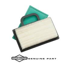 shop briggs u0026 stratton paper air filter at lowes com