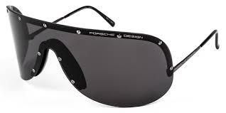 porsche design sunglasses porsche design p8479 d v832 sunglasses in titanium grey