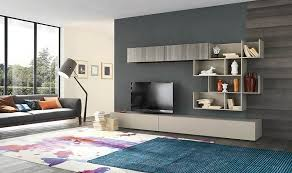 Creative Wall Units That Are Ecofriendly - Design wall units for living room