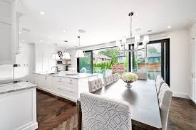 cuisine maison renovation high end home town of mount royal