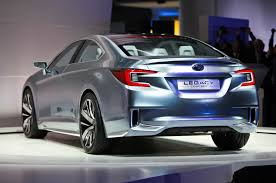 subaru legacy lift kit 2015 subaru legacy leaks ahead of chicago debut subaru