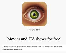 show box apk showbox apk for android tablet showbox android apk