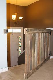 best wooden baby gates ideas on custom dog gates blessed door