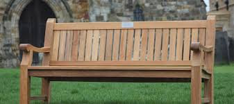 Memorial Benches Uk Teak Wooden Benches Uk For All Seasons From Wealden Benches